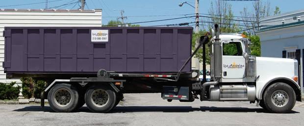 LA Dumpster Rental